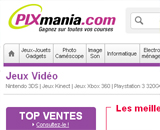 Pixmania Jeux Video