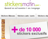 Stickers Malin