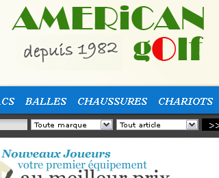 American Golf Paris