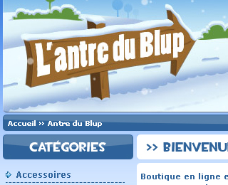 Antre du Blup
