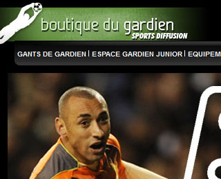 Boutique du Gardien