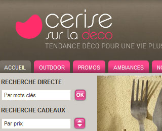 Cerise Sur La D�co