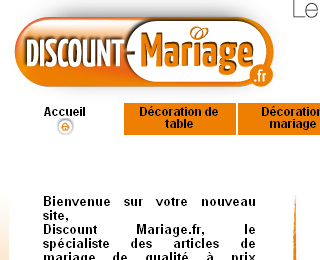 Discount Mariage