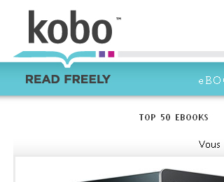 eBooks Kobo