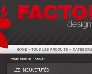 Factory Design Shop