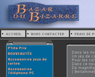 Le Bazar du Bizarre