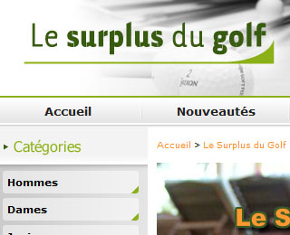 Le Surplus du Golf