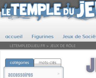 Le Temple du Jeu