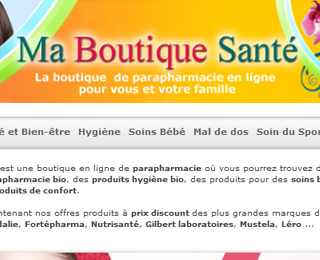 Ma Boutique Sant