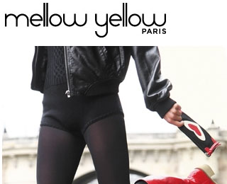 Mellow Yellow Paris