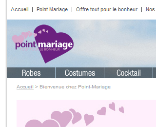 Point Mariage