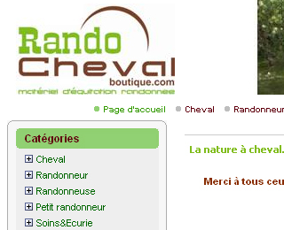 Rando Cheval Boutique