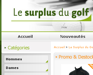 Surplus du Golf