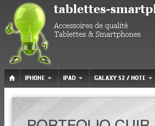 Tablettes Smartphones