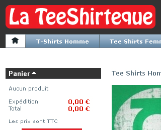 TeeShirteque